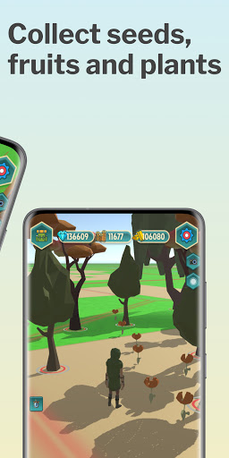 Plant The World - Multiplayer GPS Location Game apklade screenshots 2