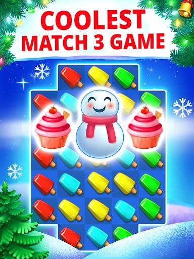 Ice Cream Paradise - Match 3 Puzzle Adventure 2.7.5 screenshots 9