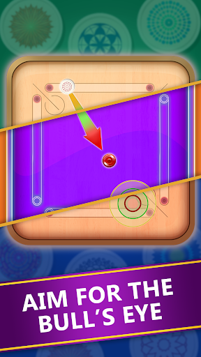 Carrom Disc Pool : Free Carrom Board Game 3.2 screenshots 9