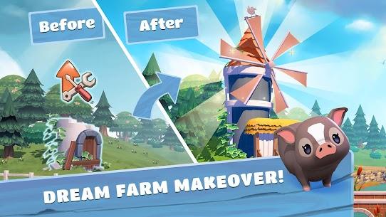 Big Farm: Home & Garden Mod Apk (Unlimited Boosters) 2