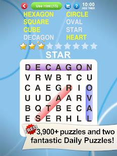 Word Search World Traveler