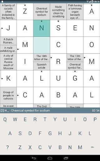 Crosswords CW-2.2.7 Screenshots 7
