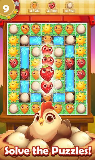 Farm Heroes Saga screen 2