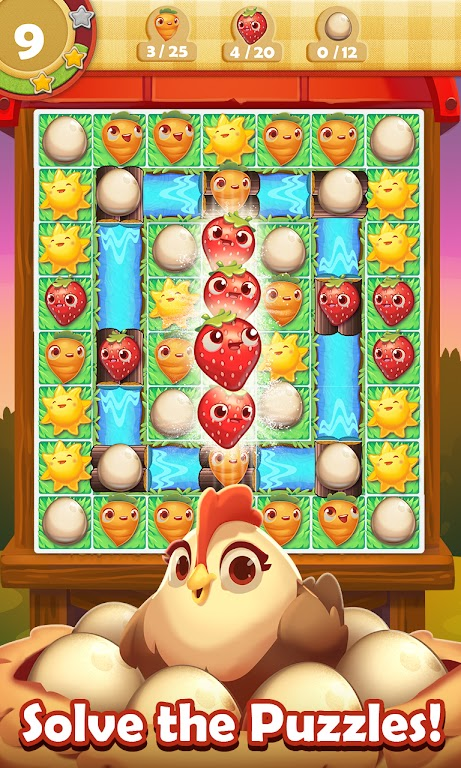 Farm Heroes Saga poster 2
