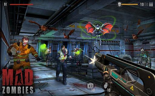 MAD ZOMBIES : Offline Zombie Games  Screenshots 4