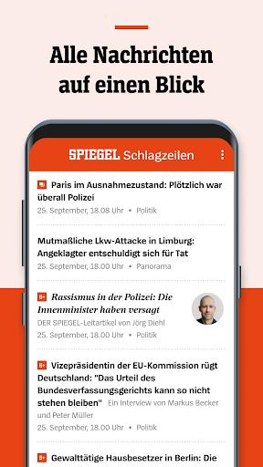 DER SPIEGEL - Nachrichten 4.1.4 Screenshots 4