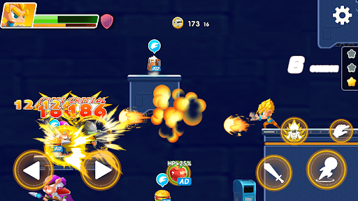 Hero the Man - Super Z Warriors 1.7.3.1 screenshots 18