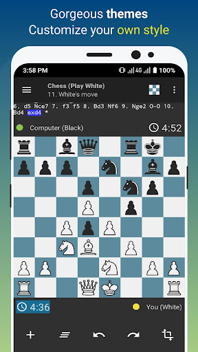 Chess - Play & Learn Free Classic Board Game 1.0.6 screenshots 3