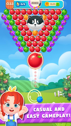 Bubble Blast: Fruit Splash 1.0.10 screenshots 2