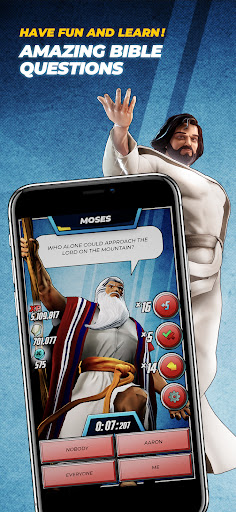Heroes: The Bible Trivia Game androidhappy screenshots 2