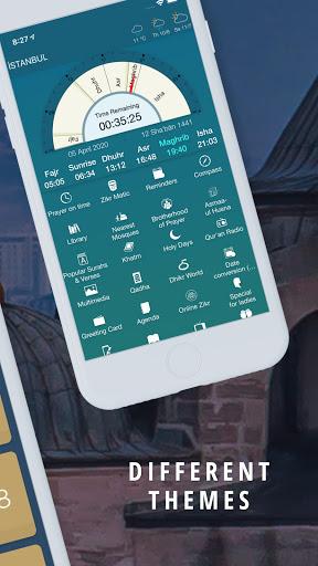 Ezan Vakti Pro Lite 4.0.0 screenshots 5