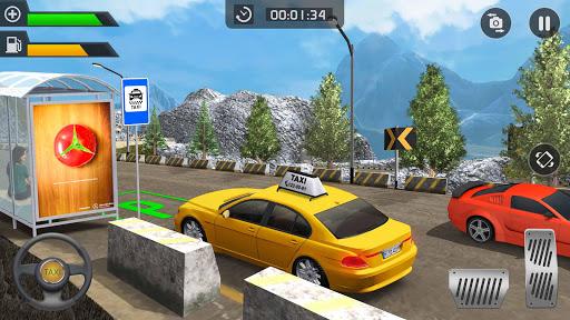 Modern Taxi Drive Parking 3D Game: Taxi Games 2021 1.1.13 Screenshots 8