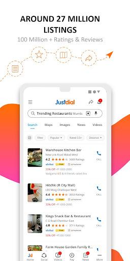 JD -Search, Shop, Travel, Food, Live TV, News 7.4.6 Screenshots 5
