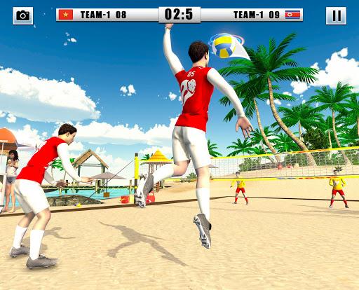 Volleyball 2021 - Offline Sports Games apkpoly screenshots 14