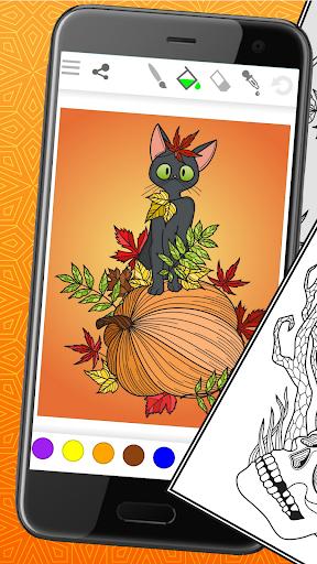 Colorish - free mandala coloring book for adults  screenshots 9