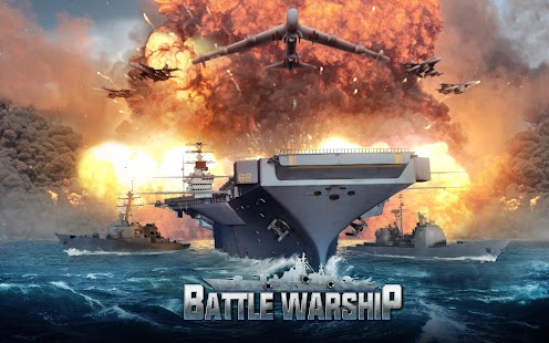 Battle Warship: Naval Empire Screenshot