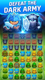 Cat Force – PvP Match 3 Puzzle Game 0.29.0 4