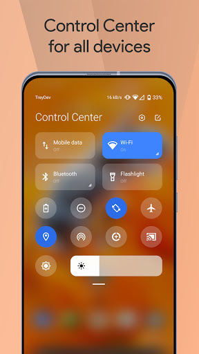 Download APK: Mi Control Center: Notifications and Quick Actions v18.0.8 [Pro]