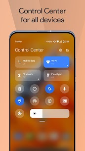 Mi Control Center: Notifications and Quick Actions Mod Apk v3.8.6 (Pro) 1