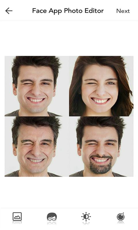 Face Transformation Gender Changerのおすすめ画像4