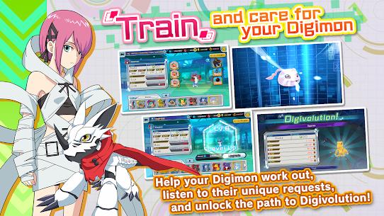 Digimon Links MOD APK (God Mode/High Damage) 5