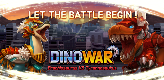 Dino War Brachio VS For Pc- Download And Install  (Windows 7, 8, 10 And Mac) 1