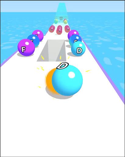 AZ Run - 2048 ABC Runner  screenshots 13