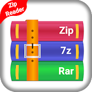 Zip File Reader - Fast Zip & Unzip Files Manager