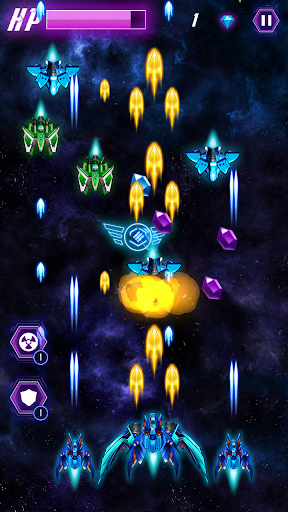 galaxy defender screenshot 1