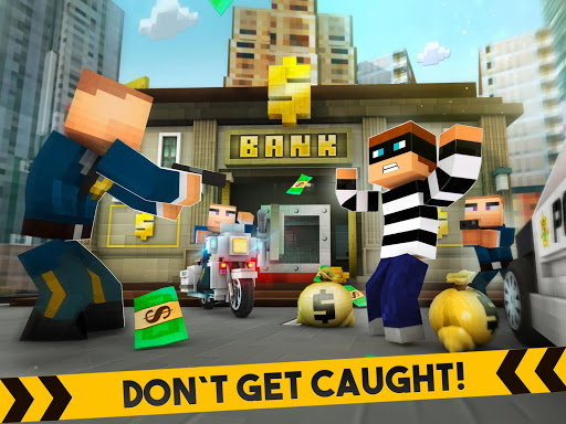 ud83dude94 Robber Race Escape ud83dude94 Police Car Gangster Chase  Screenshots 7