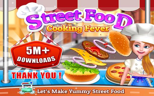 Street Food - Cooking Game 2.0.2 screenshots 1