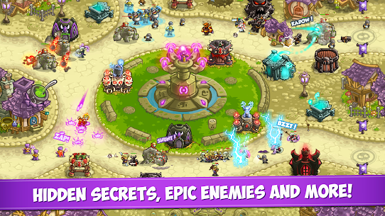 Kingdom Rush Vengeance MOD APK 1.10.1 (Unlimited Money, Unlocked All) 11