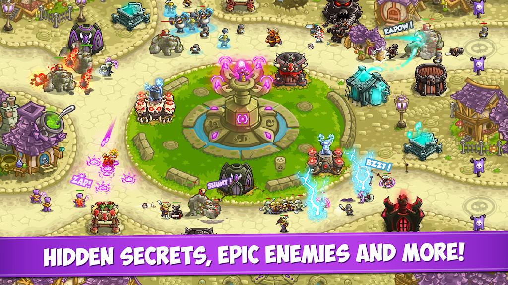 Kingdom Rush Vengeance - Tower Defense Game  poster 10