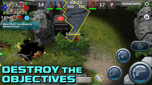 Primal Carnage Assault screenshots 12