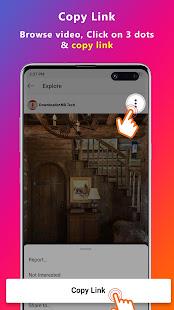 Video downloader for Instagram - Insta Video Saver