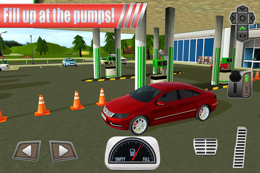 Gas Station: Car Parking Sim 2.5 Screenshots 2