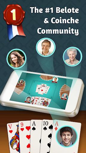 Belote.com - Free Belote Game 2.1.5 screenshots 7
