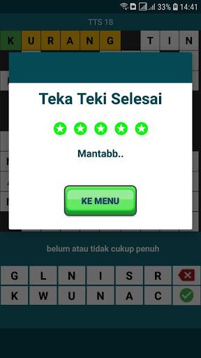 TTS Asli - Teka Teki Silang Pintar 2020 Offline 1.0.15 screenshots 7