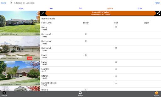 First Weber 7.0.0 screenshots 13