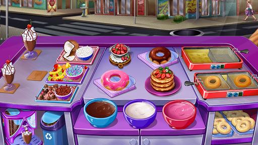 Cooking Urban Food - Fast Restaurant Games 8.7 screenshots 3