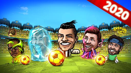 Merge Puppet Soccer: Headball Merger Puppet Soccer  screenshots 3