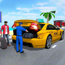 City Taxi Driver 2021: US Crazy Cab Simulator APK