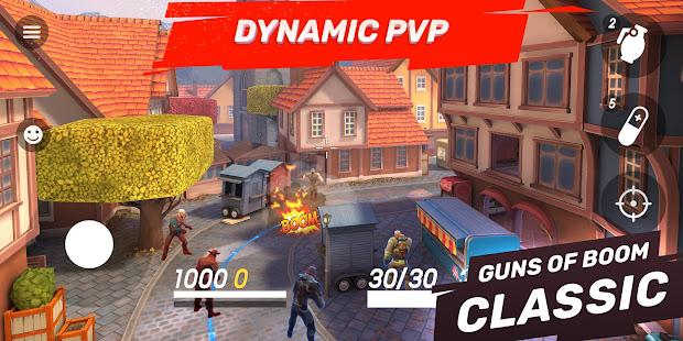 Guns of Boom - Online PvP Action Mod Apk