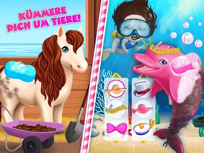 Sweet Baby Girl Summer Fun 2 - Spiele für Kinder Screenshot