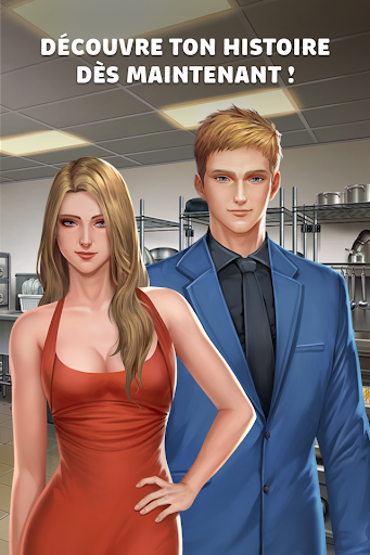 Code Triche Love & Diaries: Damon — Cooking love story (Astuce) APK MOD screenshots 2