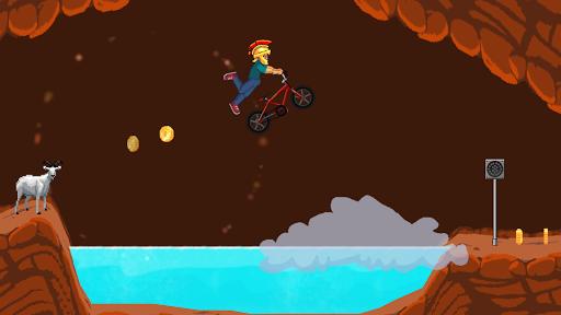 BMX Race Bike android2mod screenshots 6