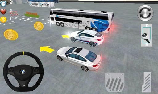 Modern Car Parking 2 Advance - Car Driving Games apktreat screenshots 1
