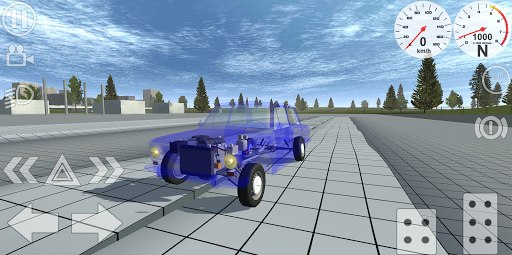 Simple Car Crash Physics Simulator Demo 1.1 screenshots 24