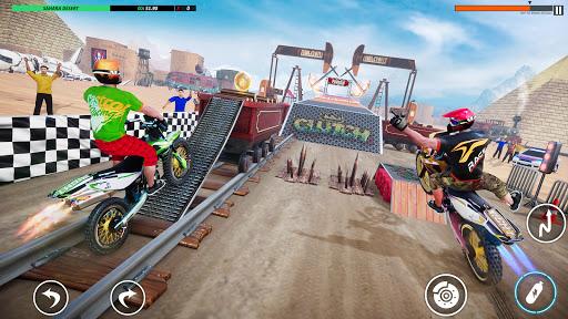 Bike Stunt 2 Bike Racing Game - Offline Games 2021 1.36.3 Screenshots 5