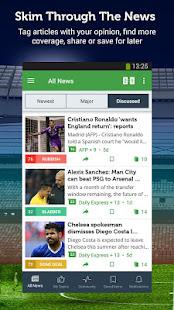 Football News - Soccer Breaking News & Scores
